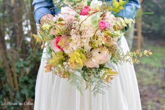 bouquet mariée blog mariage