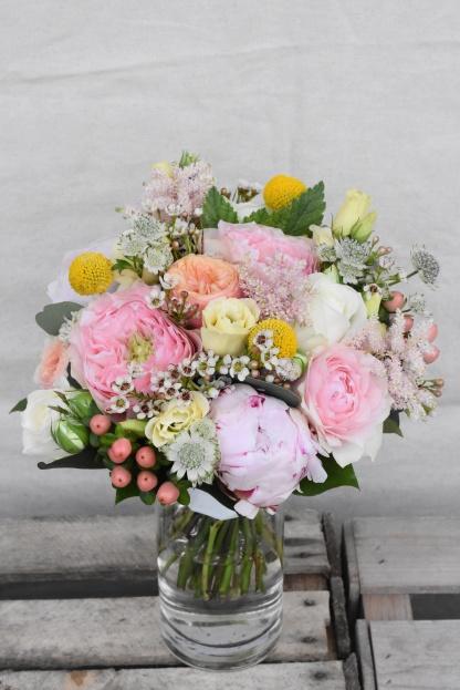 Bouquet de mariée - Anne Claire-mariage