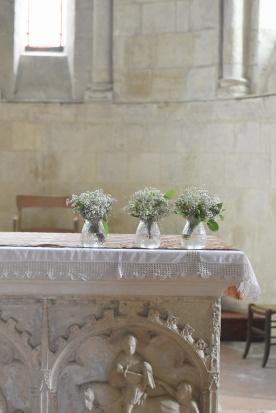 Eglise mariage -A&T - artmaniafleur